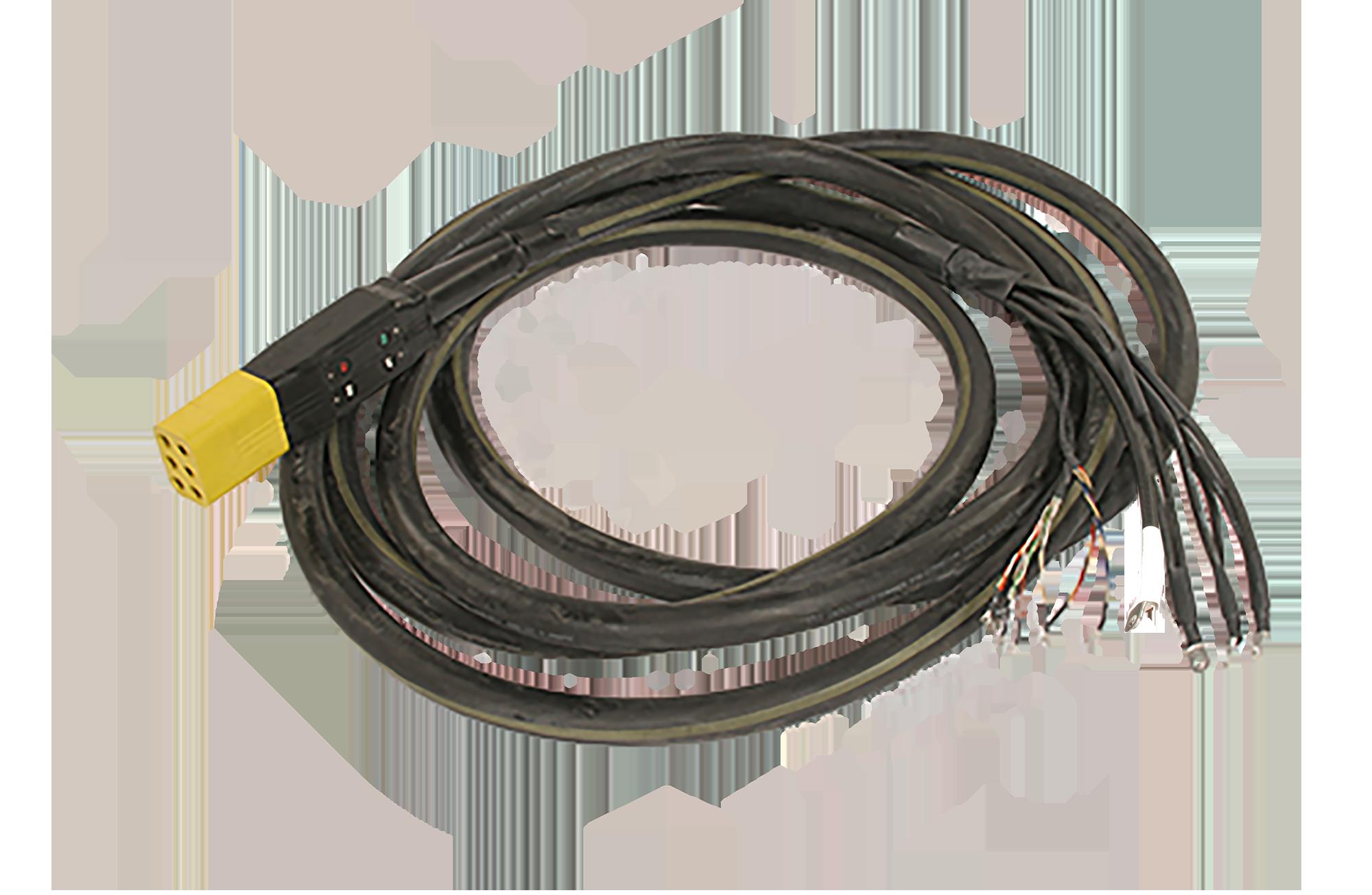 400 Hz Single Jacket Cable