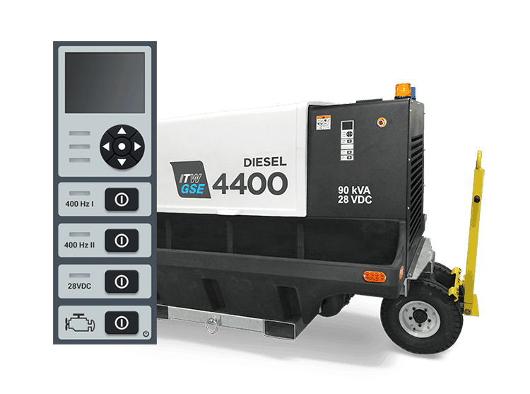 4400 t3 remote
