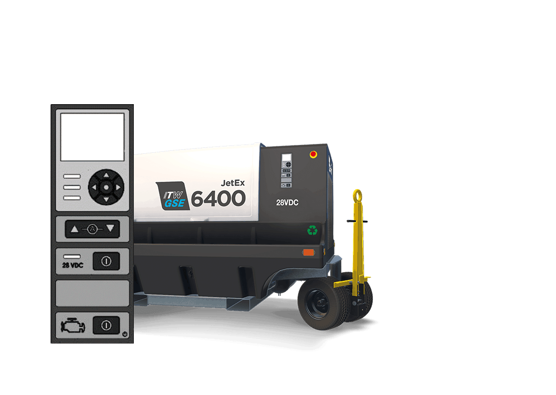6400 product with remote