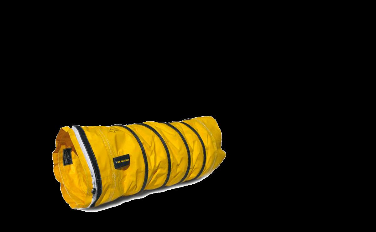 velcro zipper flat duct