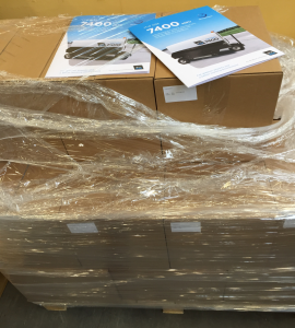 7400 eGPU brochures have arrived