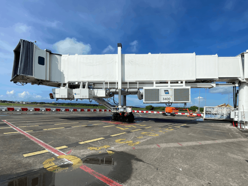 Guadeloupe, France – ITW GSE 2400 Power Coil & ITW GSE 3400 PCA