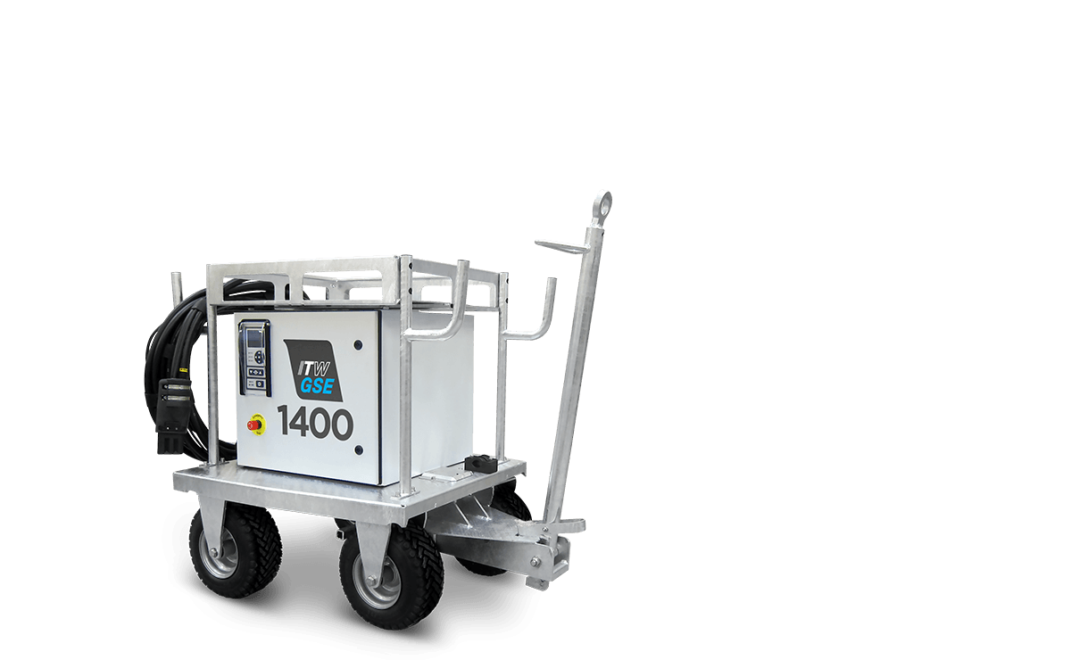 itw gse 1400 product Ground Power Units