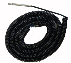 PT100 sensor with cable