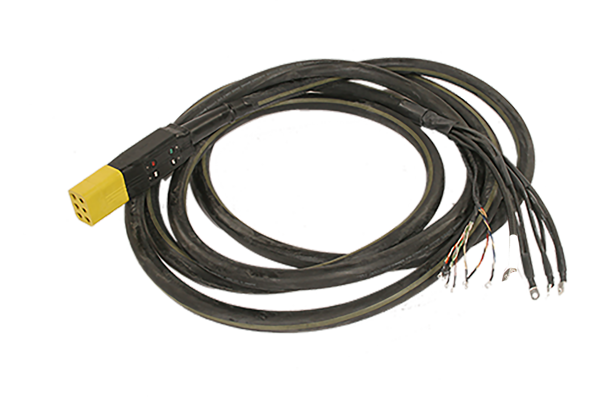 400 Hz Single Jacket Cable
