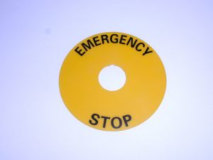 Emergency Label