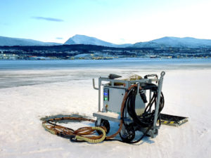 ITW GSE 28 VDC, Solid-state, Ground Power Unit, Harsh Weather Conditions, Snow and ice