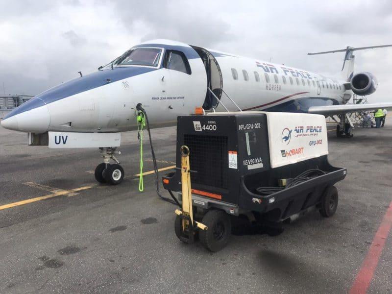 ITW GSE 4400 GPU – Air Peace, Nigeria