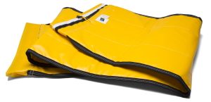 Velcro and Zipper Flat Duct