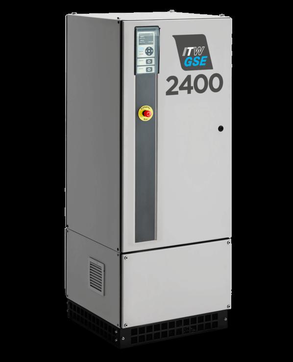ITW GSE 2400 270 VDC, 400 HZ GPU