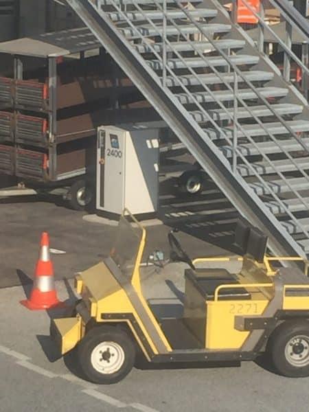 ITW GSE 2400, Billund Airport