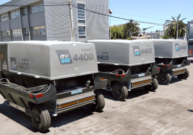 ITW GSE 4400 Santiago de Chile