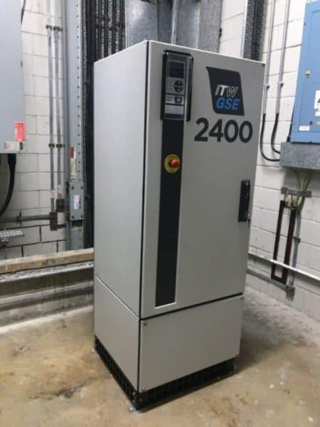 ITW GSE 2400 Fixed, Hong Kong