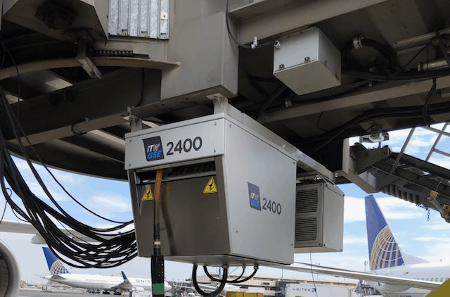 ITW GSE 2400 Cable Retriever, Newark Liberty International Airport (EWR)