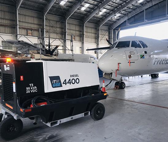 ITW GSE 4400, Precision Air ,Tanzania