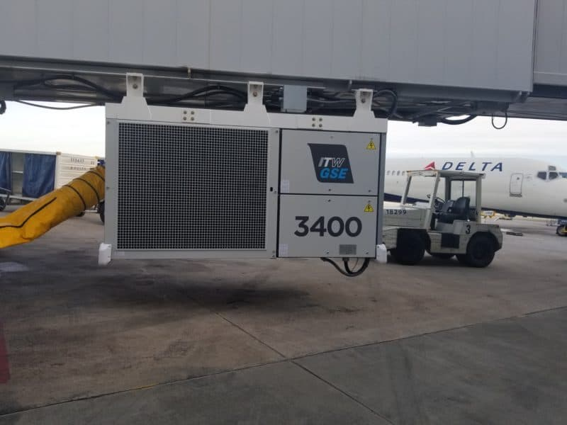 Raleigh-Durham International Airport – ITW GSE 3400 PCA