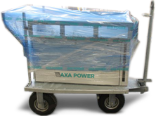 unit on pallet Shipping Details