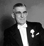 Axel Akerman, who founded AXA Power ApS back in 1924