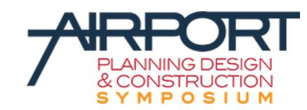 Acc Aaae Airport Planning Design And Construction Symposium Itw Gse