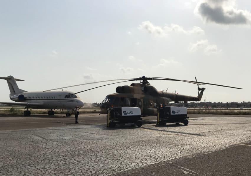 Togo Airforce, Togo