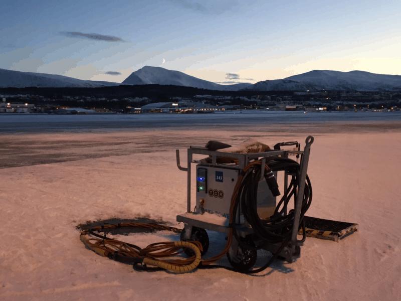 AXA 1400 unit in Tromso, Norway