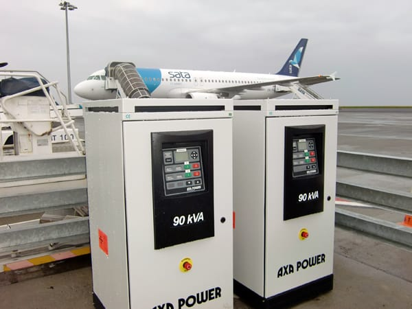 AXA Compact Power at the Azores