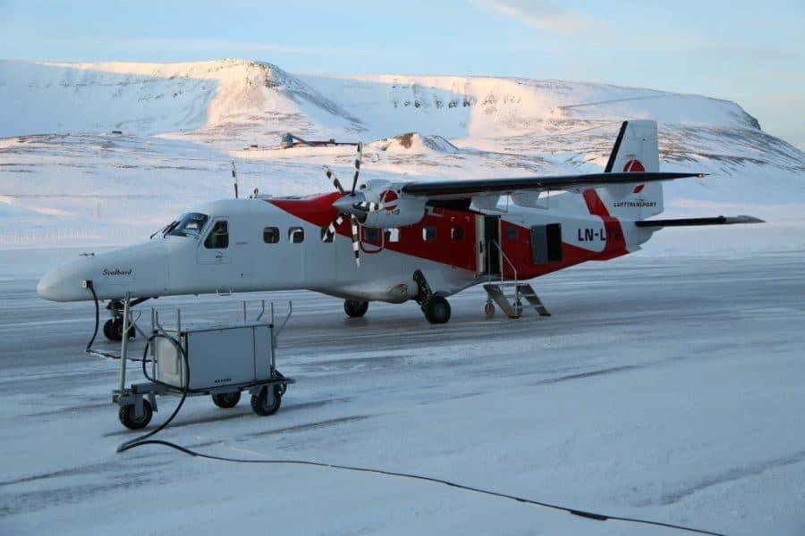 Longyearbyen Svalbard, Norway