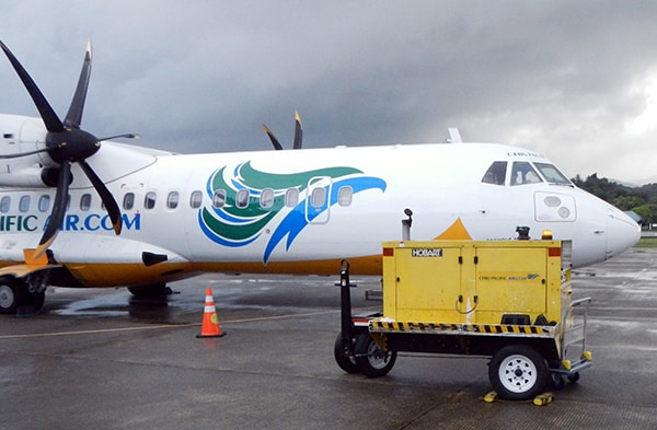 Hobart JetEx 5D, Philippines