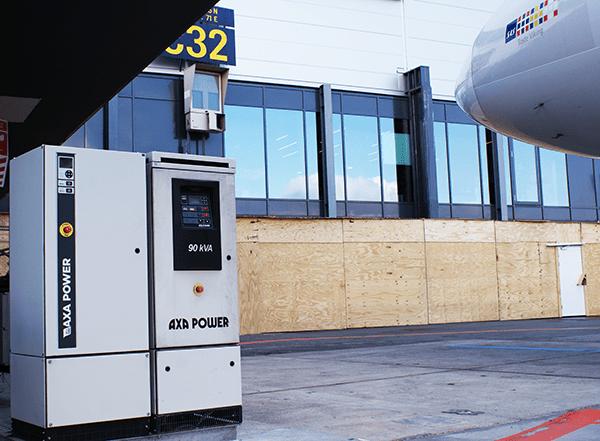 AXA 2400 and AXA 2300 in Copenhagen