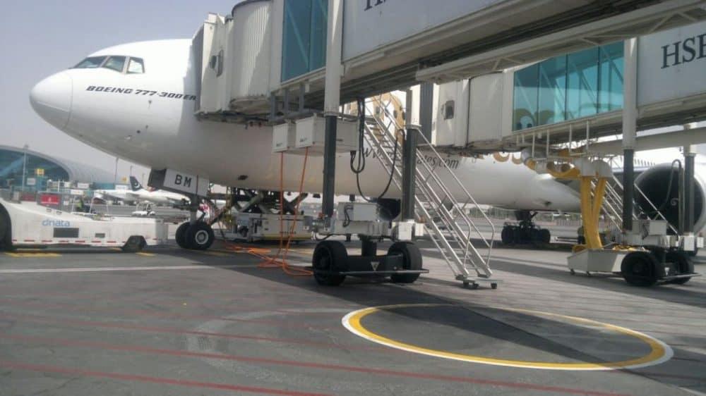 AXA Power Coil Dubai Airport