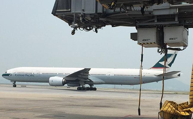 Hong Kong Int'l Airport AXA 2300 Power Coil