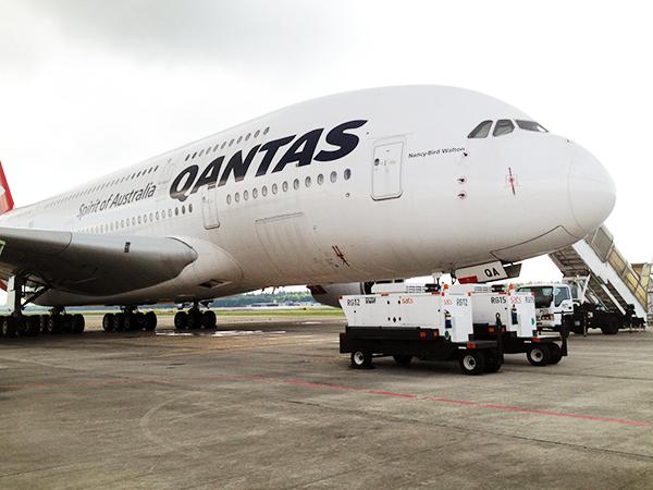 180 kVA at SATS Changi Airport Singapore