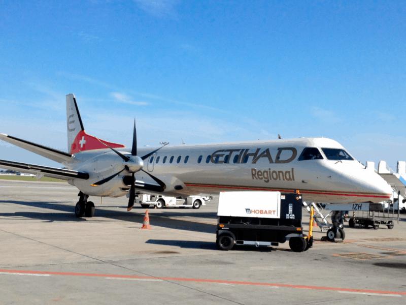 Hobart 440 – Prague Airport