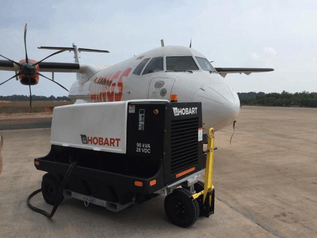 Hobart 4400 at PT Batam Aero Technic, Indonesia