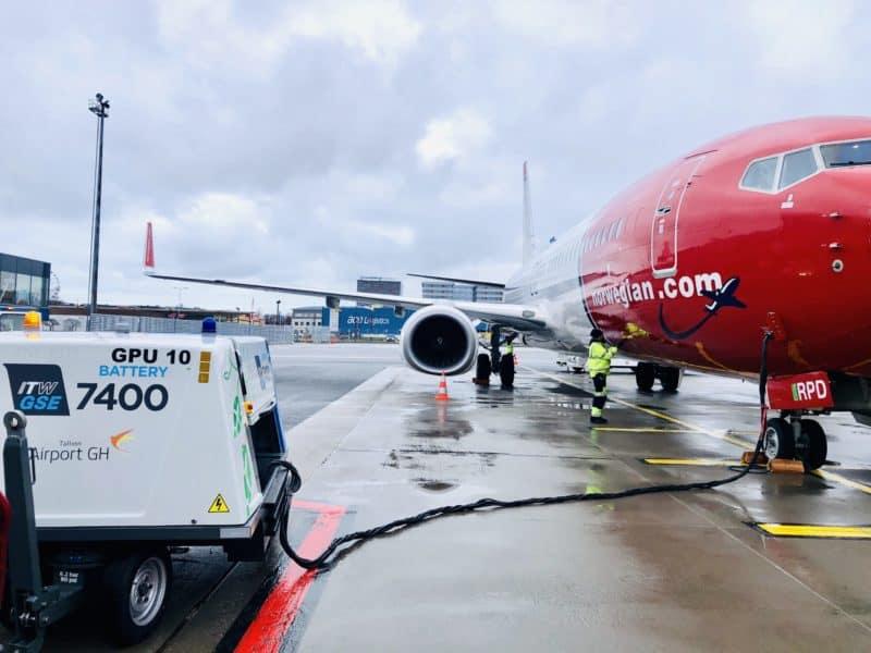 ITWGSE 7400 eGPU in Tallinn Airport GH, Estonia