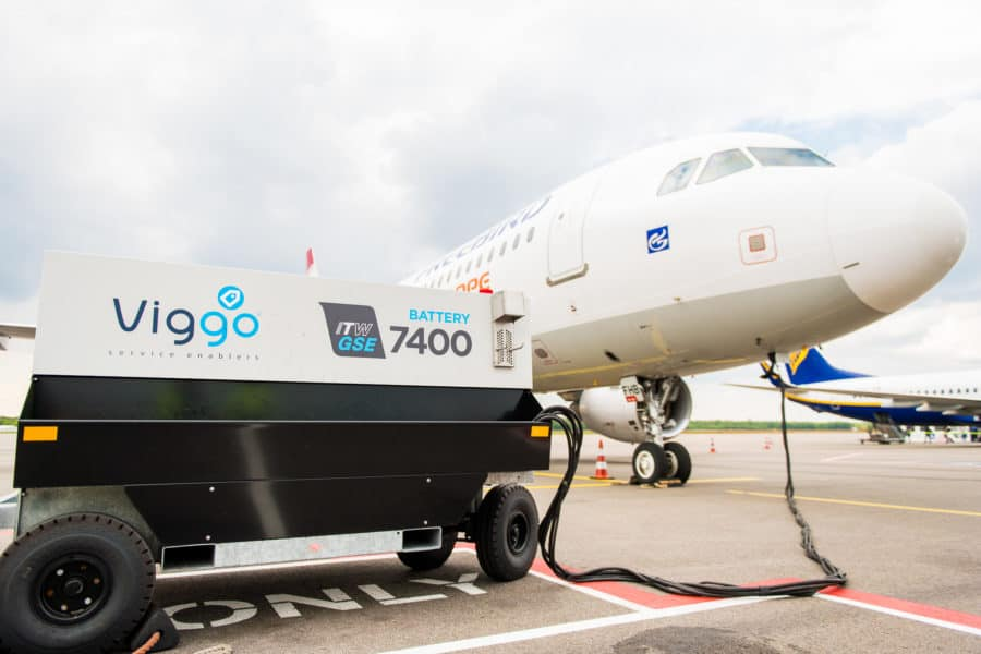 ITW GSE 7400 eGPU- Eindhoven Airport, Netherlands