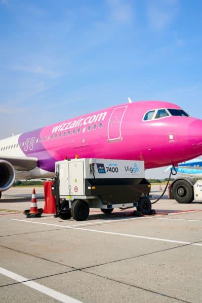 ITW GSE 7400 eGPU – Eindhoven – Netherlands – Viggo Service