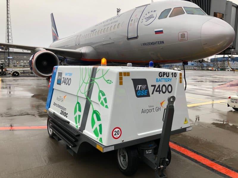 ITWGSE 7400 eGPU Tallinn Airport GH