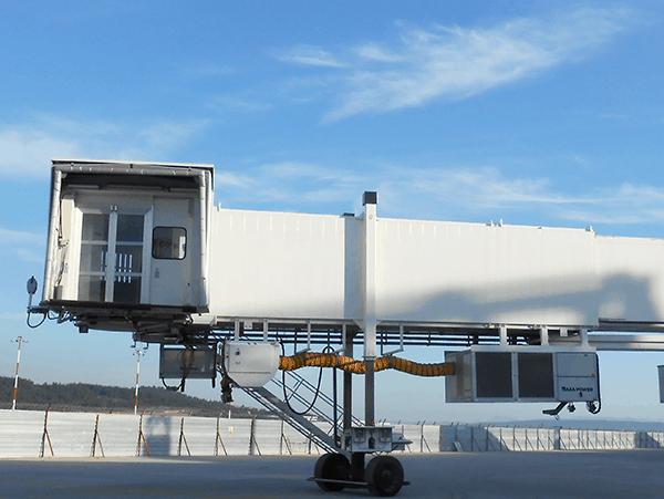 Izmir Airport Turkey – AXA Power Coil & Power PCA