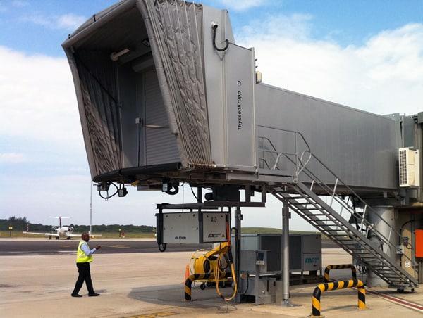 King Shaka Airport, South Africa