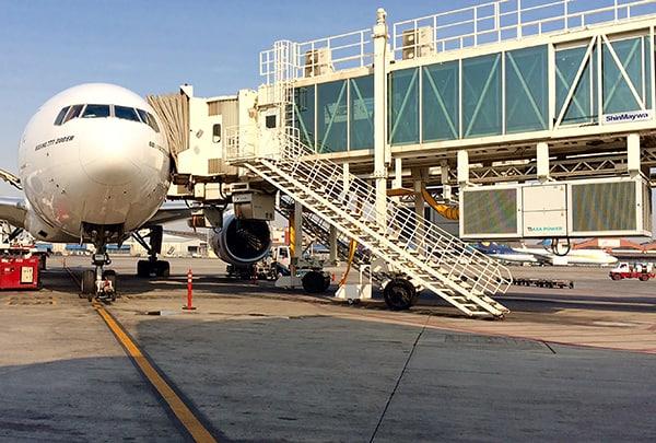 Mumbai Airport AXA 3400 Power PCA & AXA 2400 Power Coil