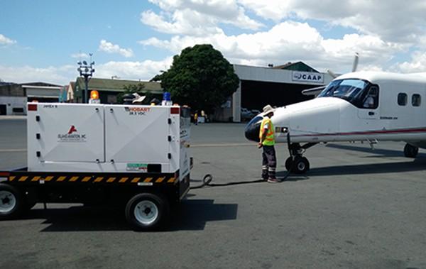 Hobart JetEx, Philippines
