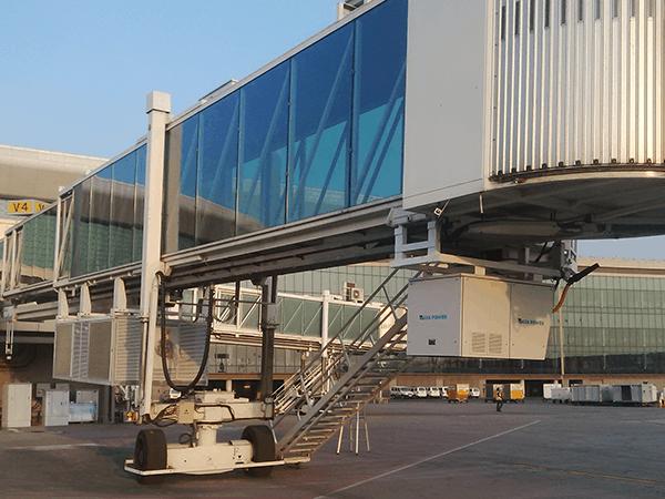 Mumbai Airport AXA 2400 Power Coil