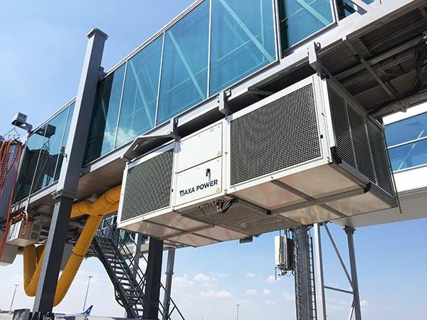 AXA Power PCA210, Prague Airport, Czech Rep.