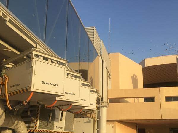 Riyadh Airport AXA 2300 Power Coil