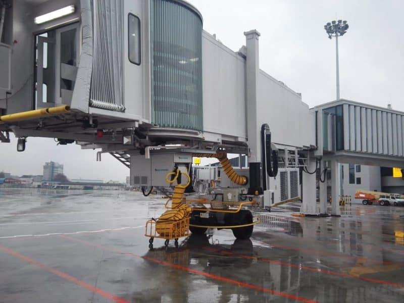 Shanghai Hongqiao International Airport, P R China