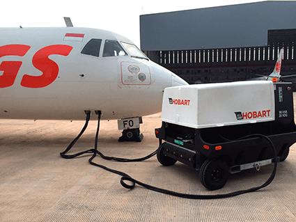 Hobart 4400 supplying Batam Aero Technik