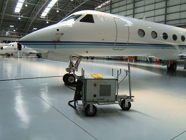TAG Aviation, Farnborough, UK