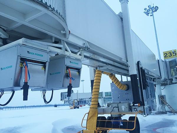 Zhengzhou Airport AXA 2400 Power Coil