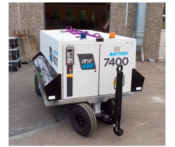 7400 battery Ground Power Unit